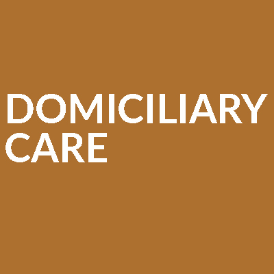 Domiciliary care Honey crown bee